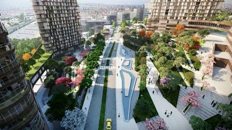 Yenitepe Kadıköy projesinin blokları