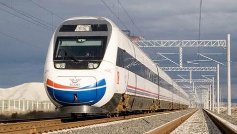 '2023'e kadar 25 bin kilometre demiryoluna ulaşılacak'