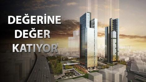 Torun Center projesinin blokları