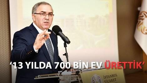 TOKİ'den sektöre 120 milyar liralık katkı!