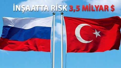 Rusya krizinin yıllık maliyeti 11 milyar dolar!