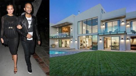 Chrissy Teigen, Rihanna'nın eski malikanesini satın aldı