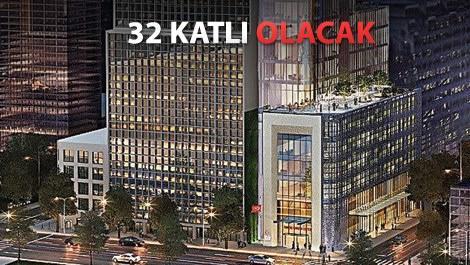 New York'a 100 milyon dolarlık Türkevi!