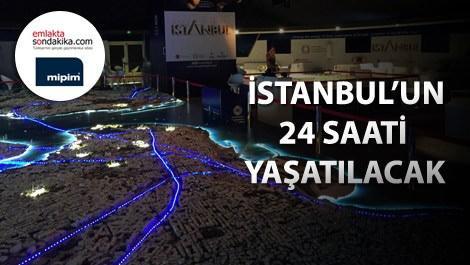Yaşayan İstanbul maketi