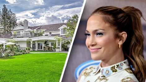 Jennifer Lopez evi