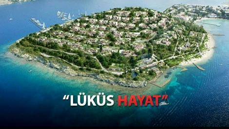 Epique Island Bodrum'da metrekaresi 8 bin euro!