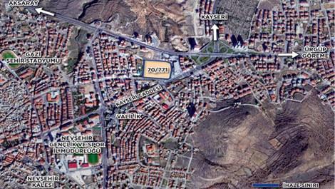 Nevşehir Emlak Konutları'nın ihalesi 5 Mayıs'ta!