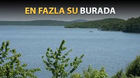 İstanbul'un barajlarda en az 300 günlük suyu birikti