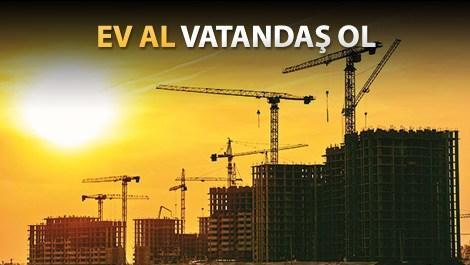 Yabancıya oturum, inşaat sektörünü hareketlendirir