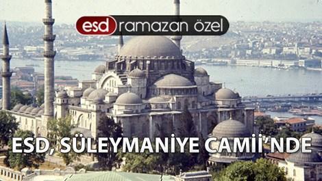 İşte Süleymaniye Camii'nin hikayesi!