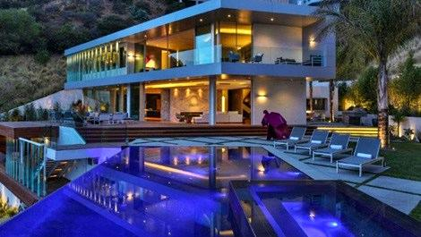 Brittany Murphy'nin evi satışa çıktı!