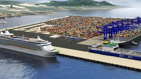 Karadeniz'in en büyük konteyner limanı Ordu'ya kurulacak