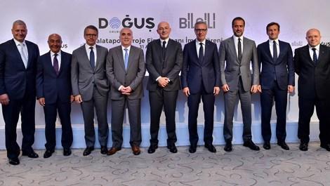 Galataport için 1 milyar Euro'luk finansman!