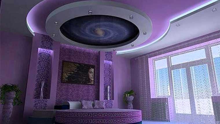 Gergi tavanların tercih sebeplerinde saklı sırlar!
