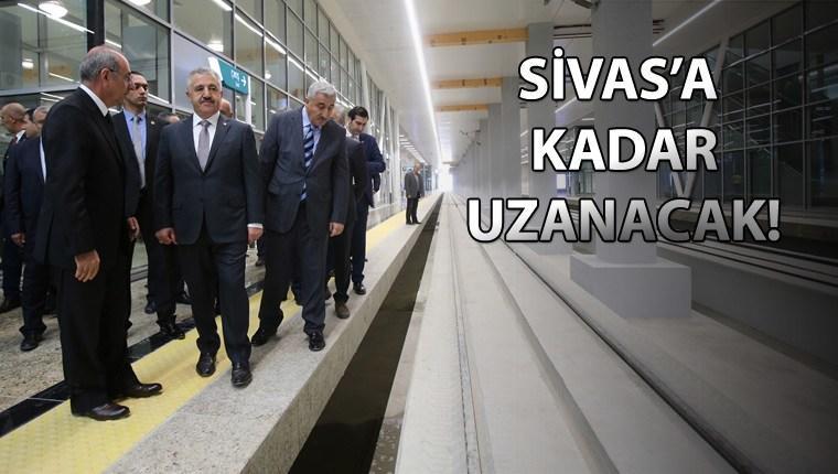 Ankara Yüksek Hızlı Tren Garı