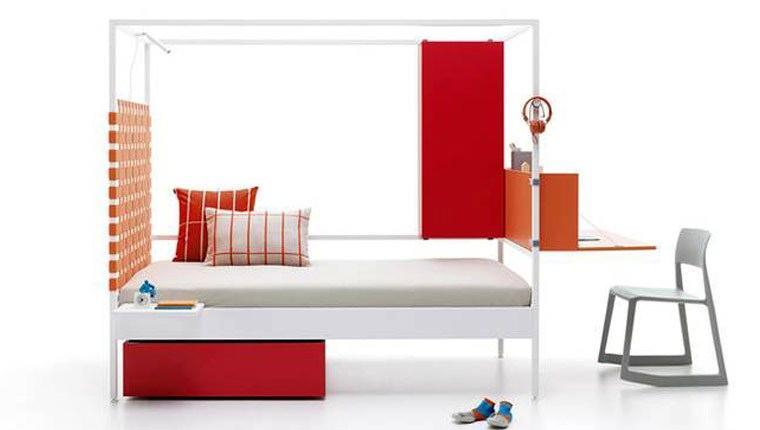 Nook Bed, Nook Bed yatak, Carlos Tiscar Nook Bed, JJP Nook Bed