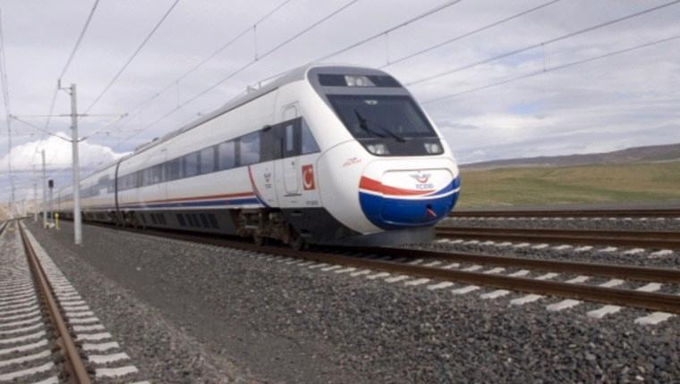 Samsun-Amasya-Çorum-Kırıkkale hızlı tren projesi