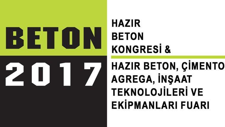 Beton İstanbul 2017 Fuarı