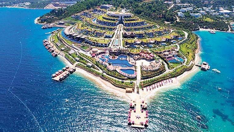 Paramount The Bodrum