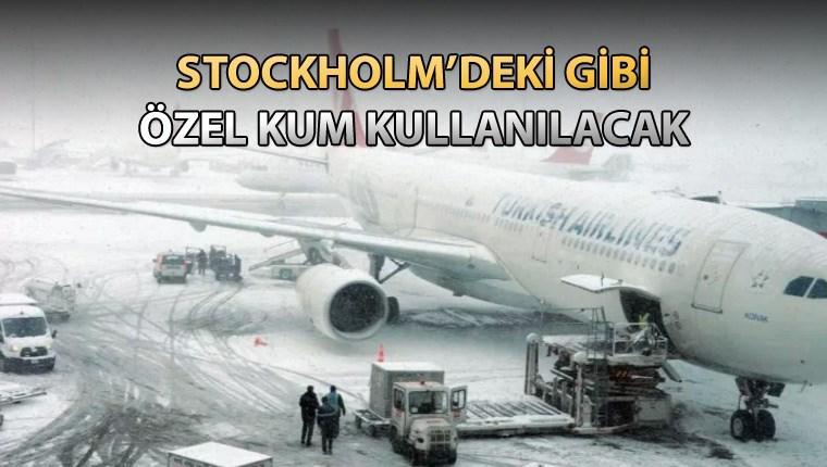 Stockholm havalimanı