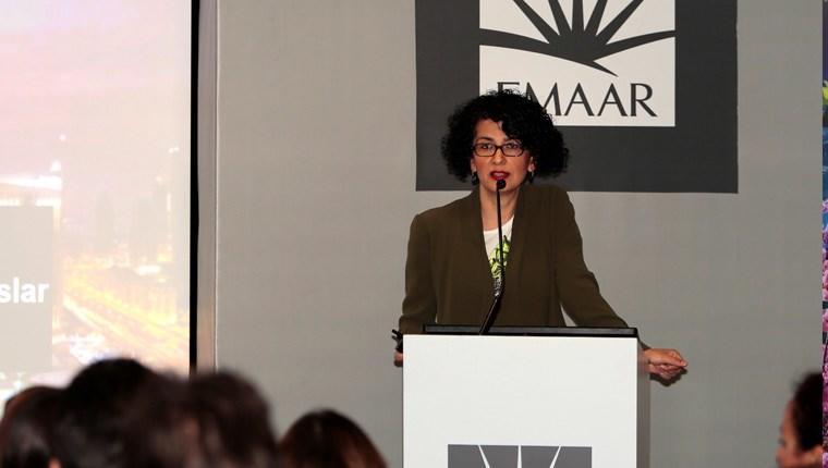 Emaar Square Mall iş ortakları ve markalarla bir araya geldi