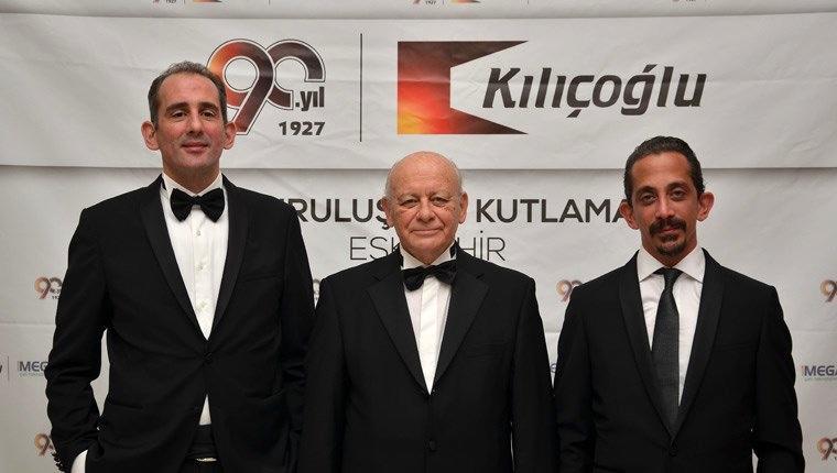 Kılıçoğlu Kiremit 90. yaşını kutladı