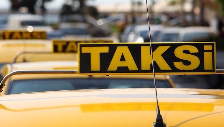 taksi duraklarına yeni uygulama