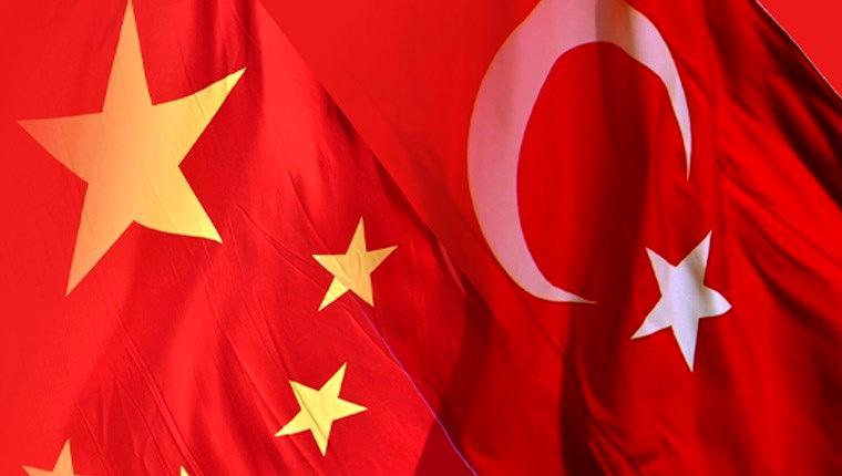 Türkiye ile Çin