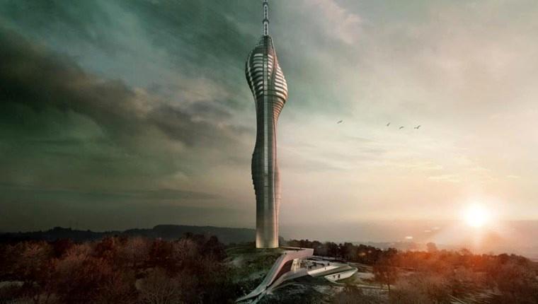 Küçük Çamlıca Kulesi