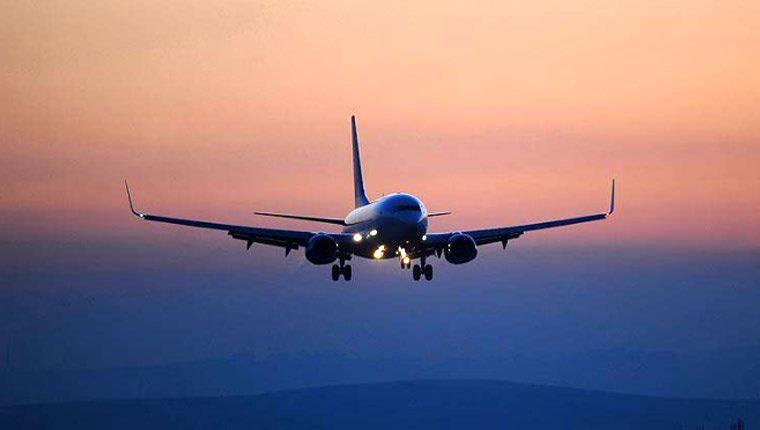 hava yolculuğu