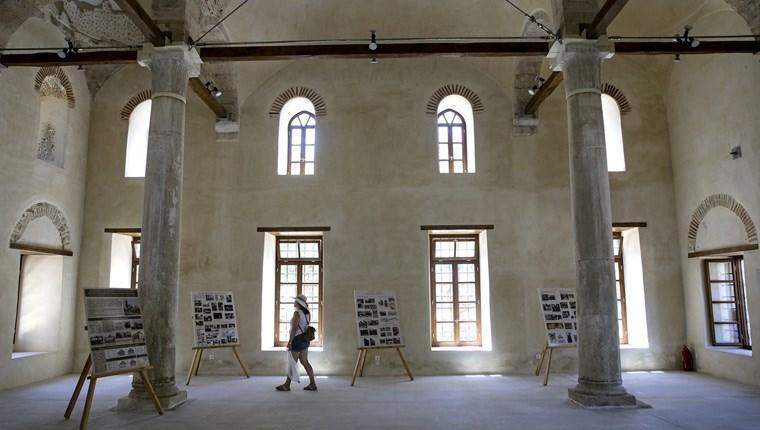 Yunanistandaki tarihi camiler