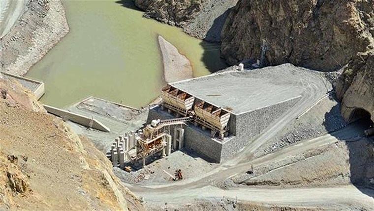 yusufeli barajı