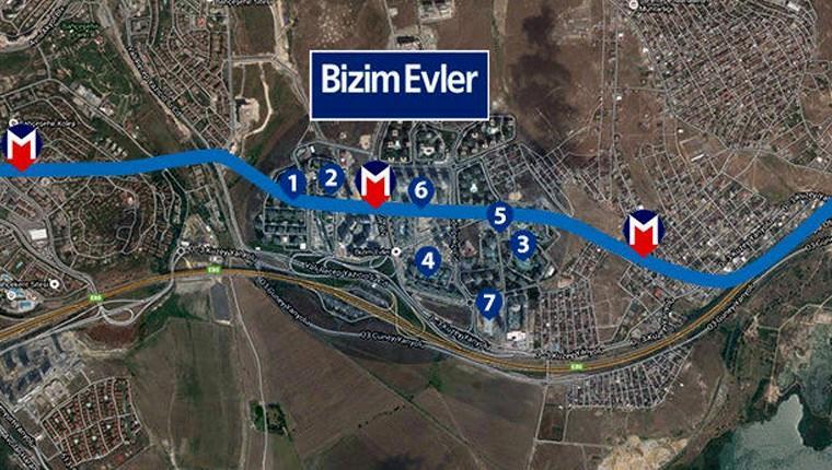 Mahmutbey-Bahçeşehir-Esenyurt
