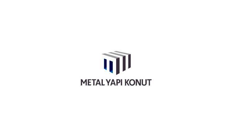 metal yapı konutun logosu