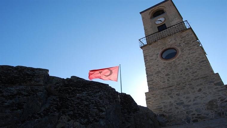 eskişehir sivrihisardaki saat kulesi