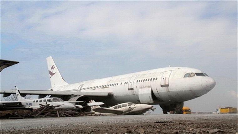 icradan satışa çıkarılan uçak