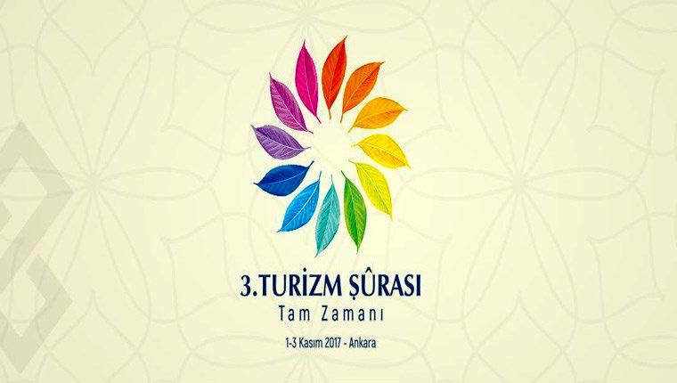 3. turizm şurasının logosu
