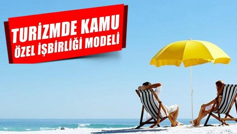 Turizmde kamu özel işbirliği modeli