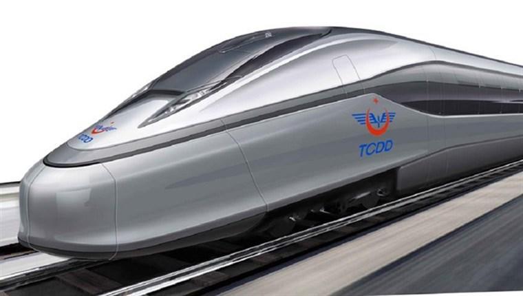 ilk milli yüksek hızlı tren