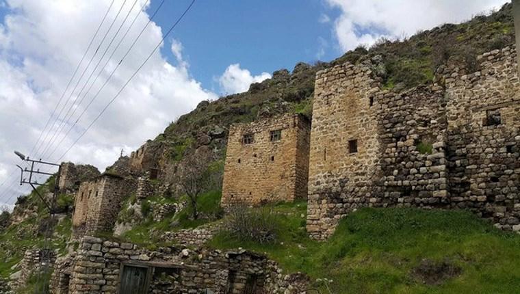 hakkari çukurca tarihi evleri restorasyon