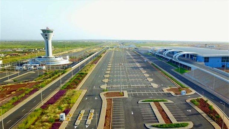 blaise diagne havalimanı