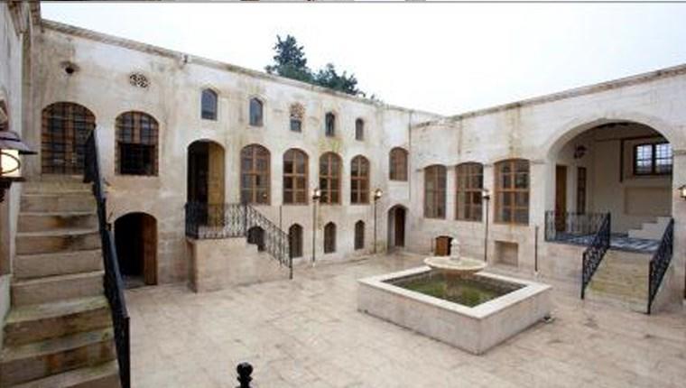 tarihi kilis evi restorasyon