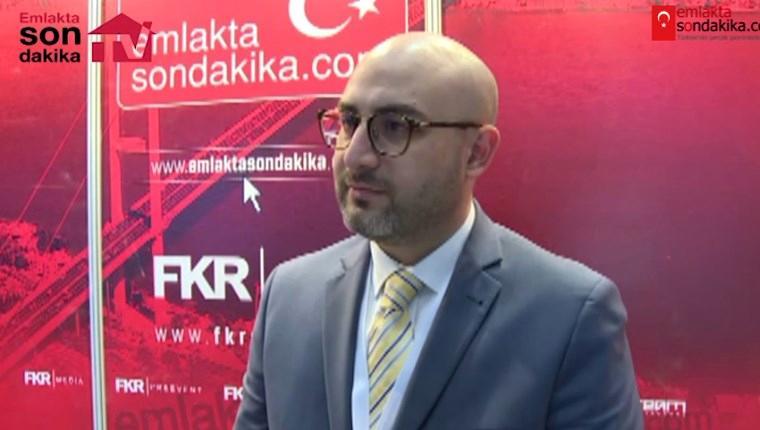 TEMA İstanbul Ortak Girişiminin Genel Müdürü Aydın Ayçenk Expo Turkey by Qatar