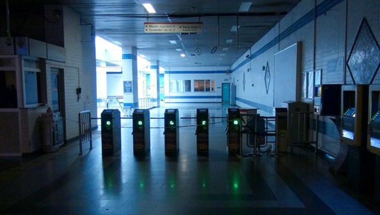 metro turnike