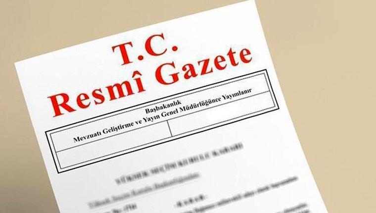 resmi gazete bakanlar kurulu kararı