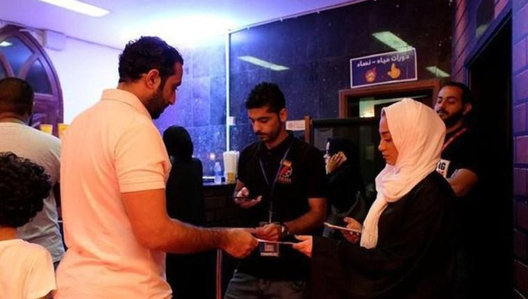suudi arabistan sinema salonu