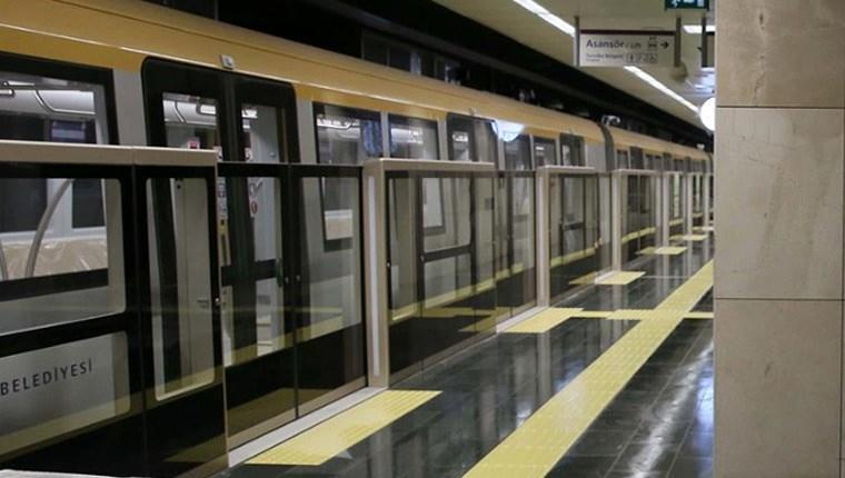 Yenikapı-Halkalı metrosu