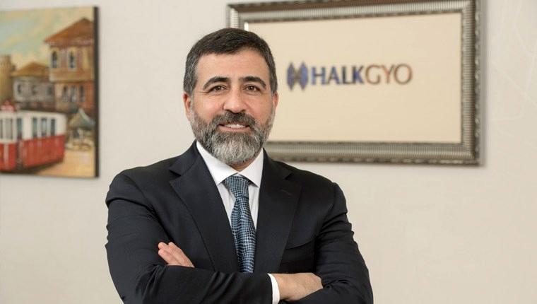 Halk GYO Genel Müdürü Feyzullah Yetgin