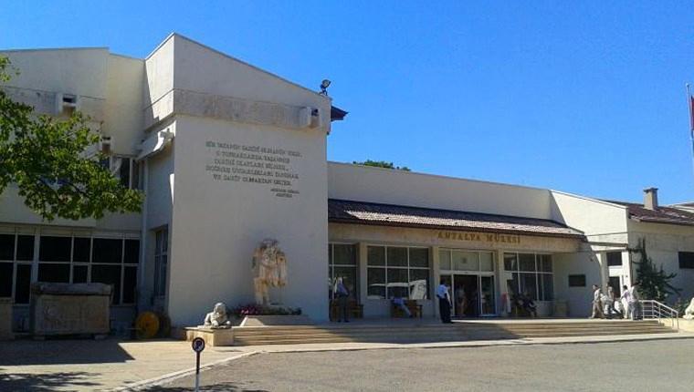 antalya müze