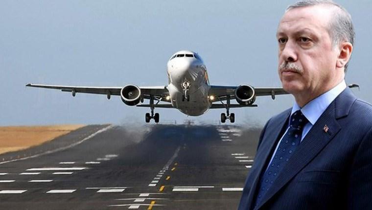 cumhurbaşkanı recep tayyip erdoğan 3. havalimanı